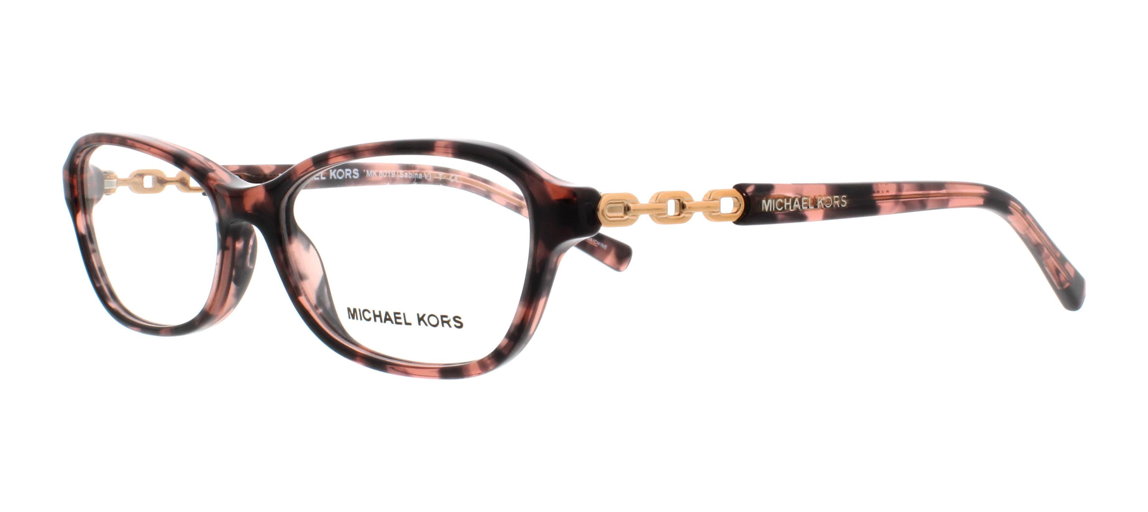 picture of michael kors eyeglasses mk8019 sabina v - Michael Frames
