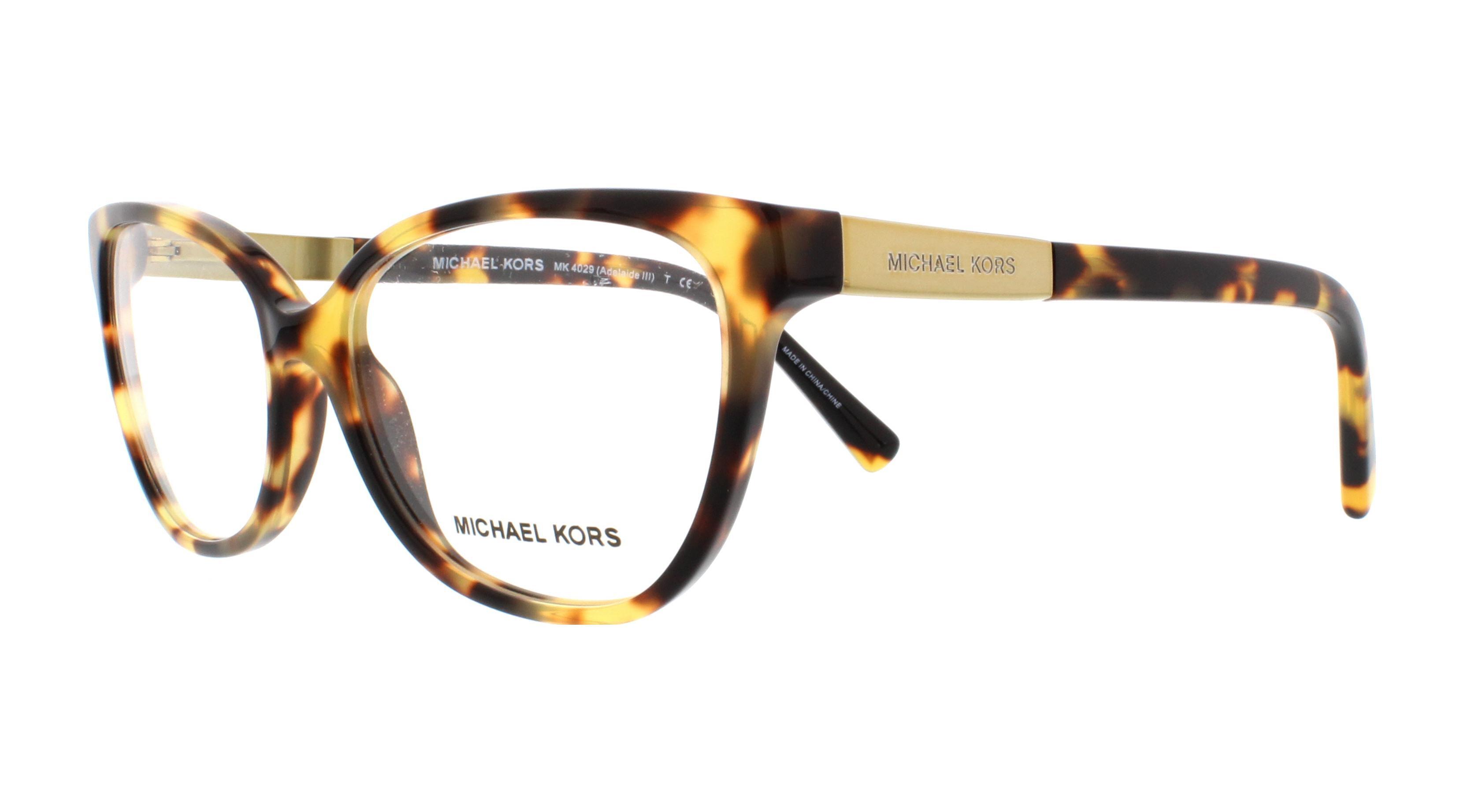 picture of michael kors eyeglasses mk4029 adelaide iii - Michael Kors Eyeglasses Frames