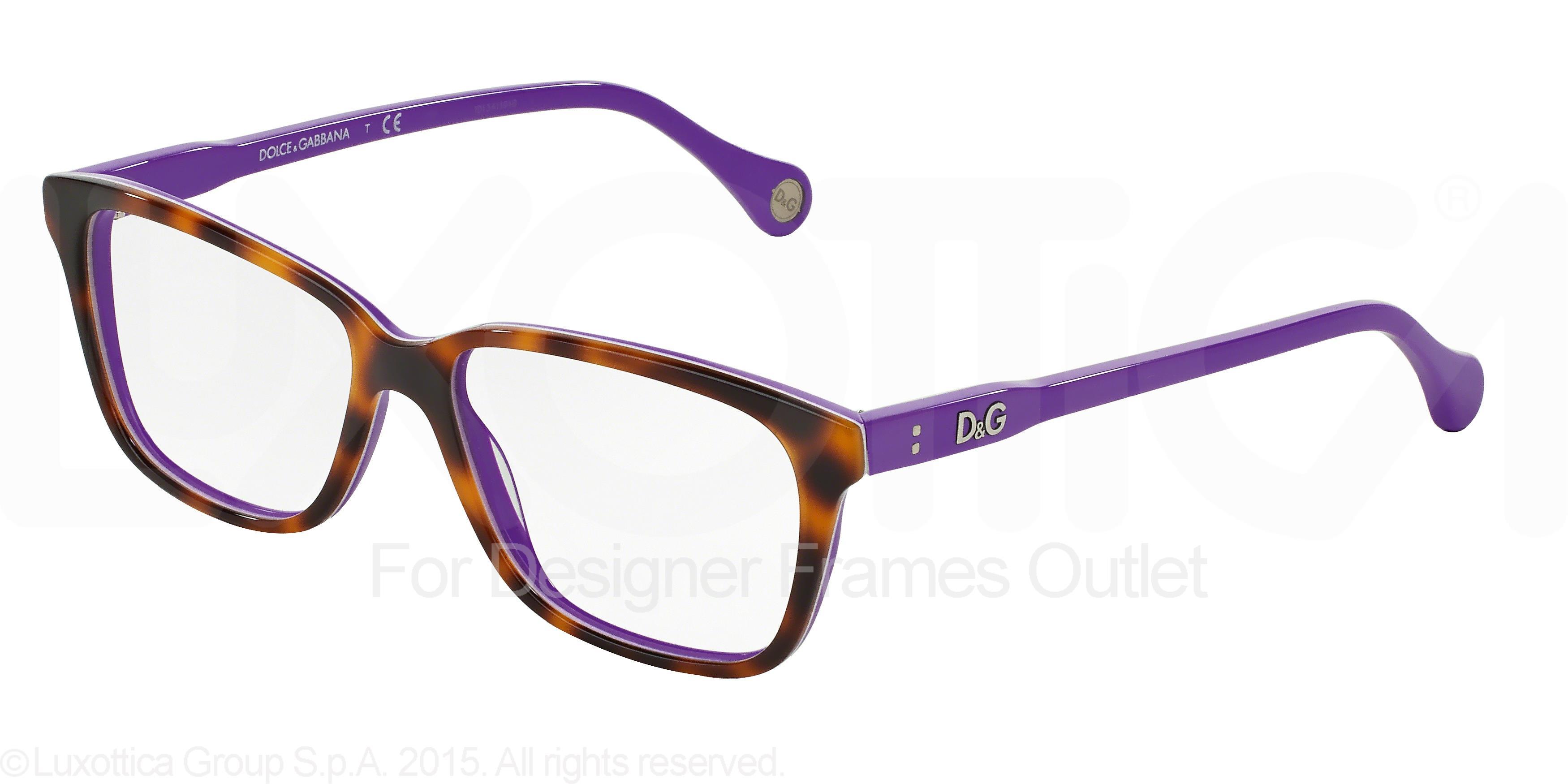 Designer Frames Outlet. D&G DD1238