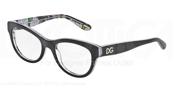 862ad509e3 Designer Frames Outlet. Dolce   Gabbana DG3203