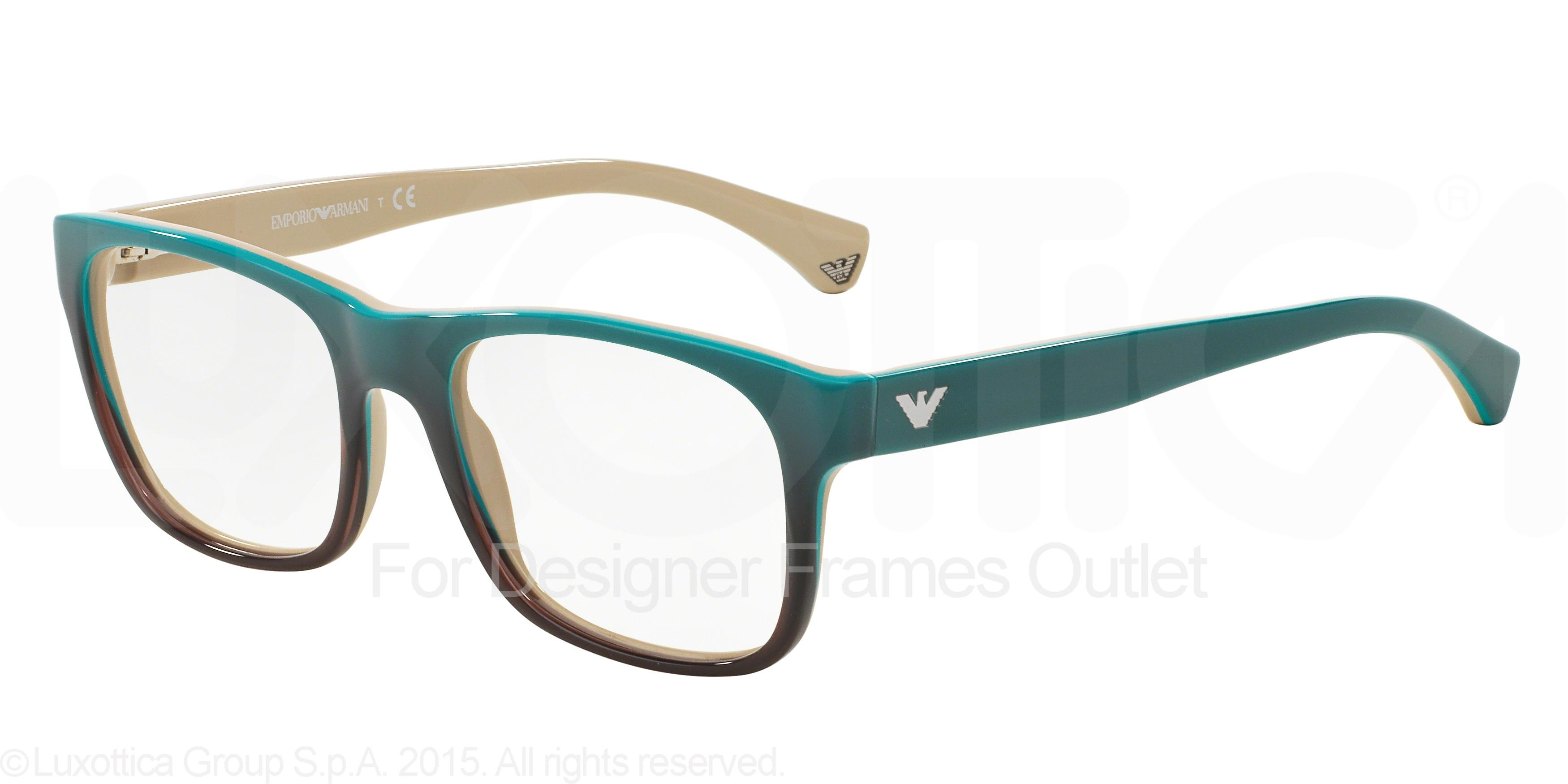 862a9f0326 Designer Frames Outlet. Emporio Armani EA3056