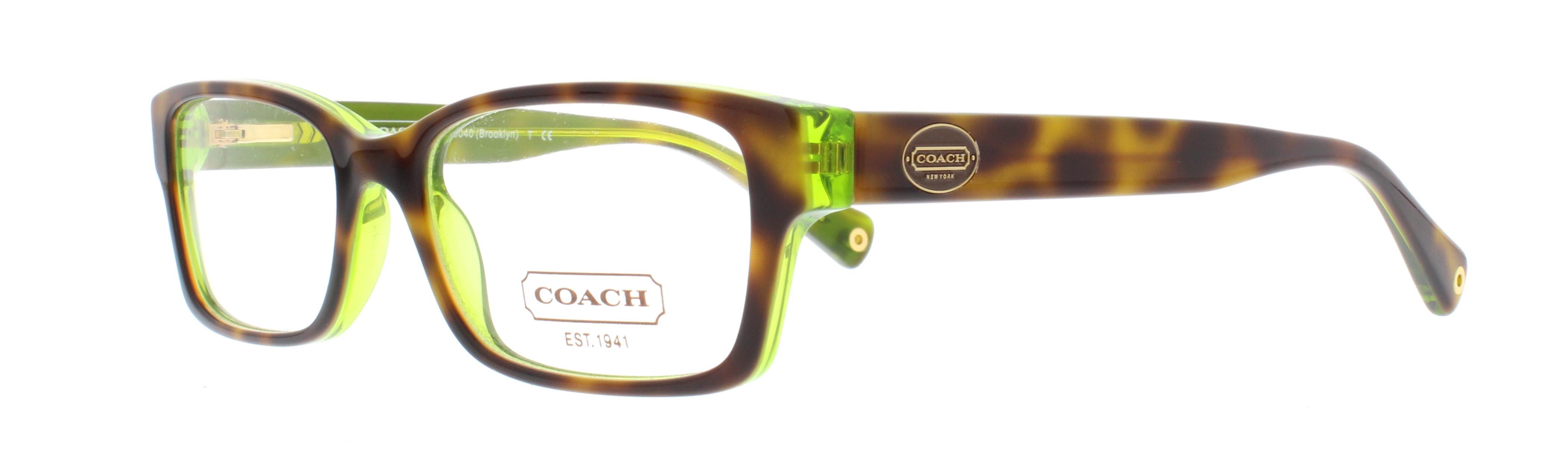 3abb937d23 Designer Frames Outlet. Coach HC6040 Brooklyn