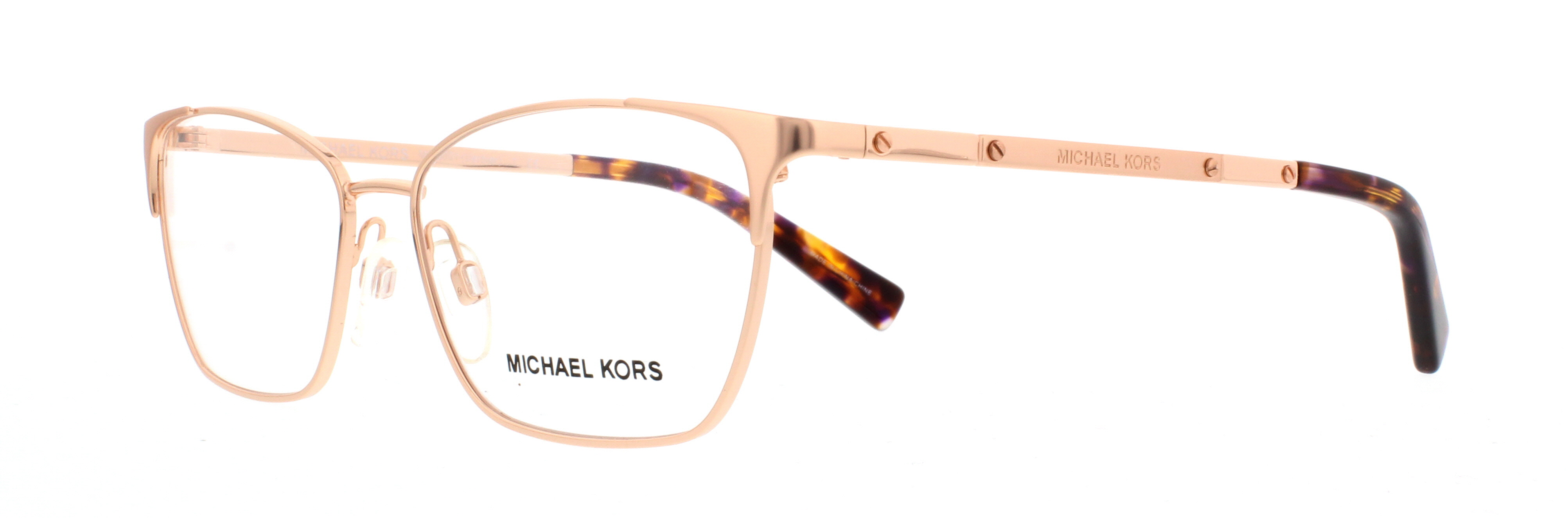 1026 rose gold - Michael Kors Frames