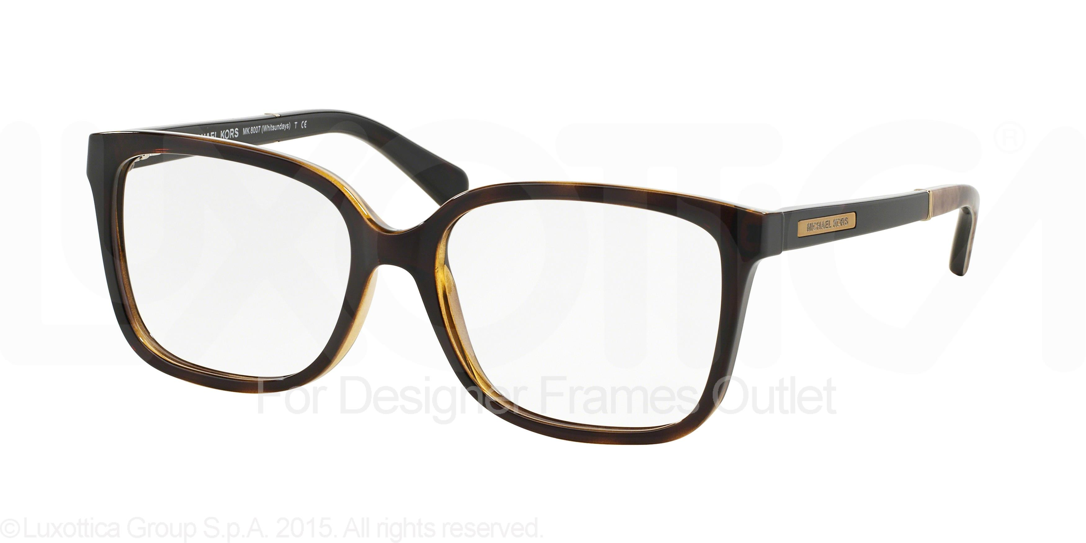 Designer Frames Outlet. Michael Kors MK8007