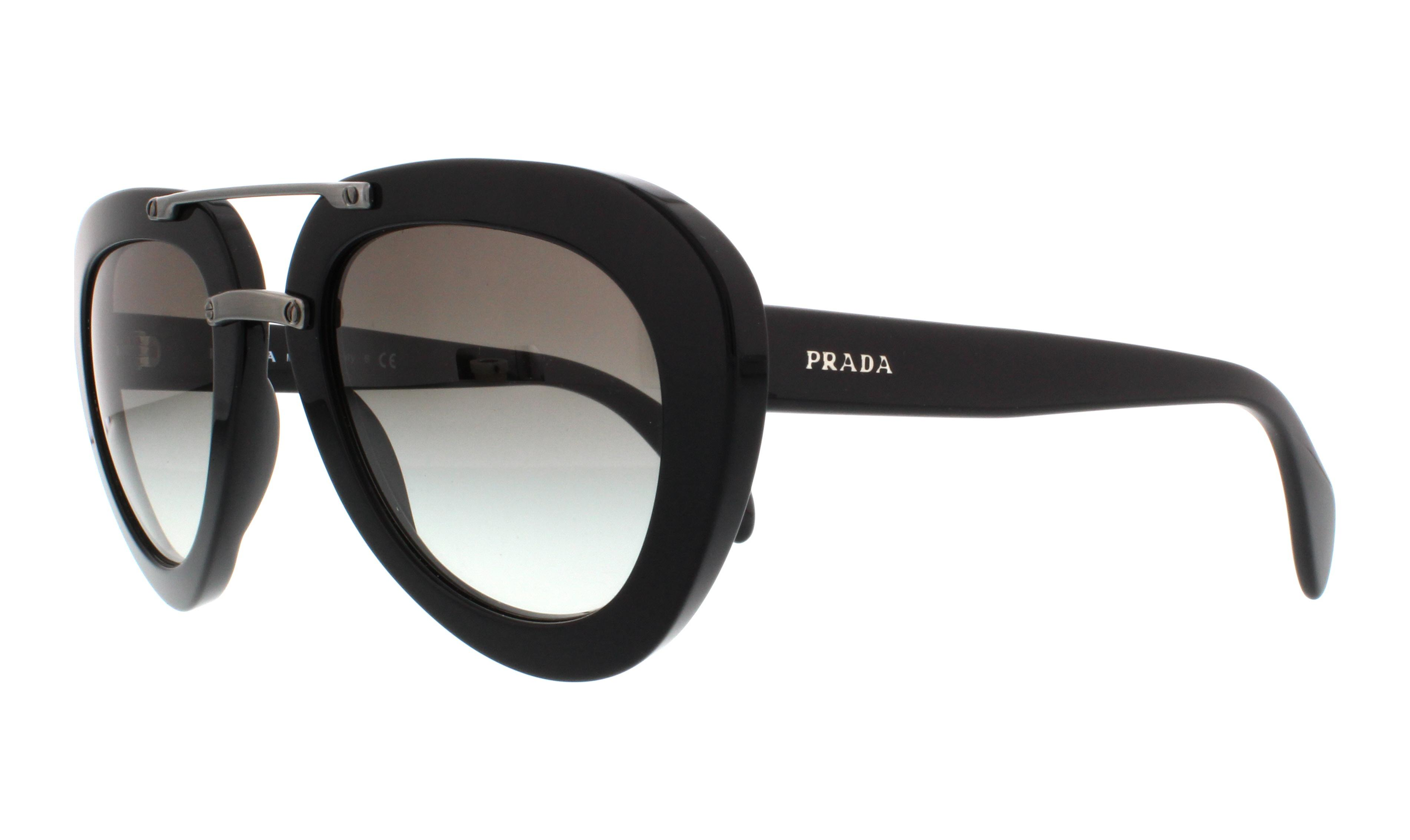 89b1f3dfa89 new zealand lyst prada d frame optical glasses in black b1d63 84339  czech  picture of prada sunglasses pr28rs 60ae0 9b348