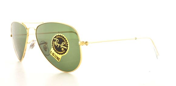 Designer Frames Outlet. Ray Ban RB3044 Aviator Small Metal efc58a558
