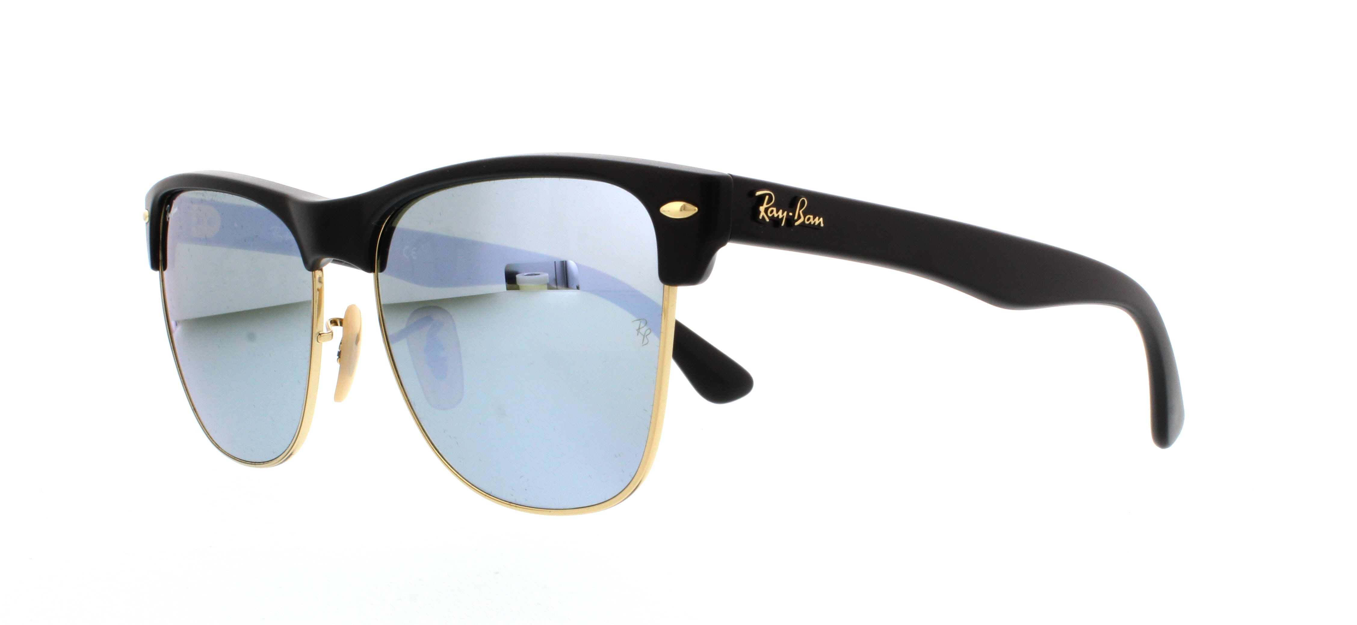 7660987ff9f ... Picture of Ray Ban Sunglasses RB4175 Clubmaster Oversized ...