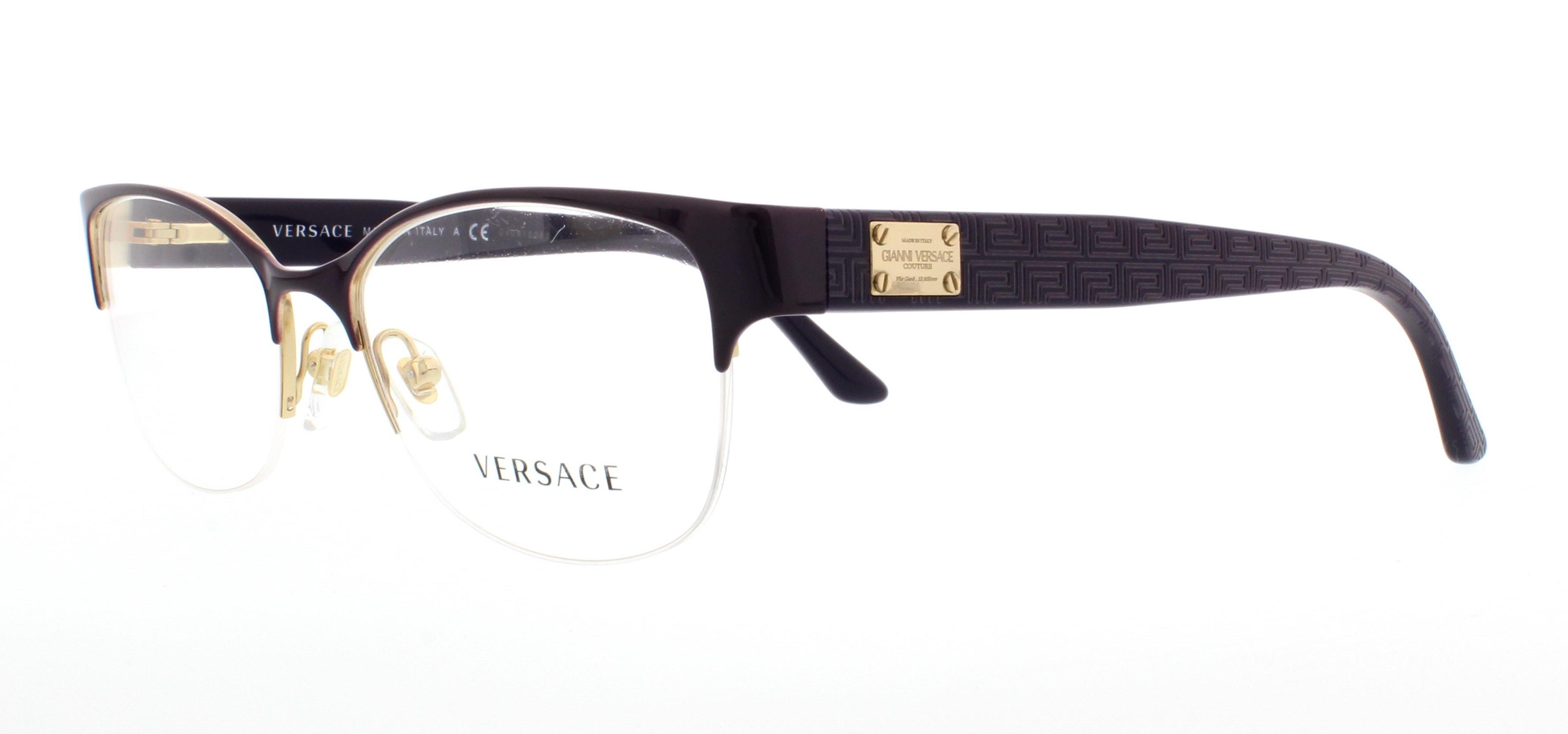 3ef58e42a9 Designer Frames Outlet. Versace VE1222