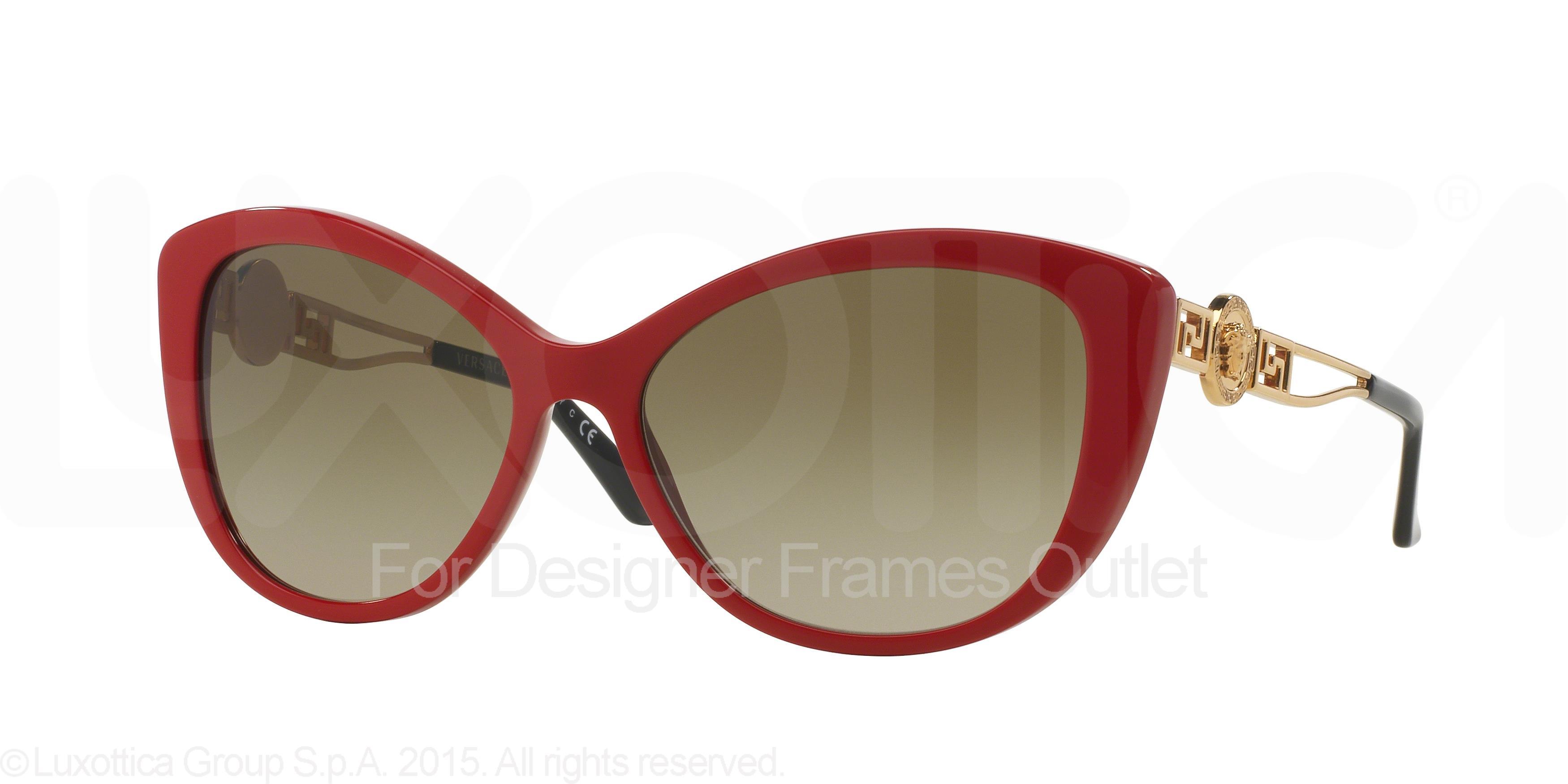 33953b1ba6e1d Designer Frames Outlet. Versace VE 4295