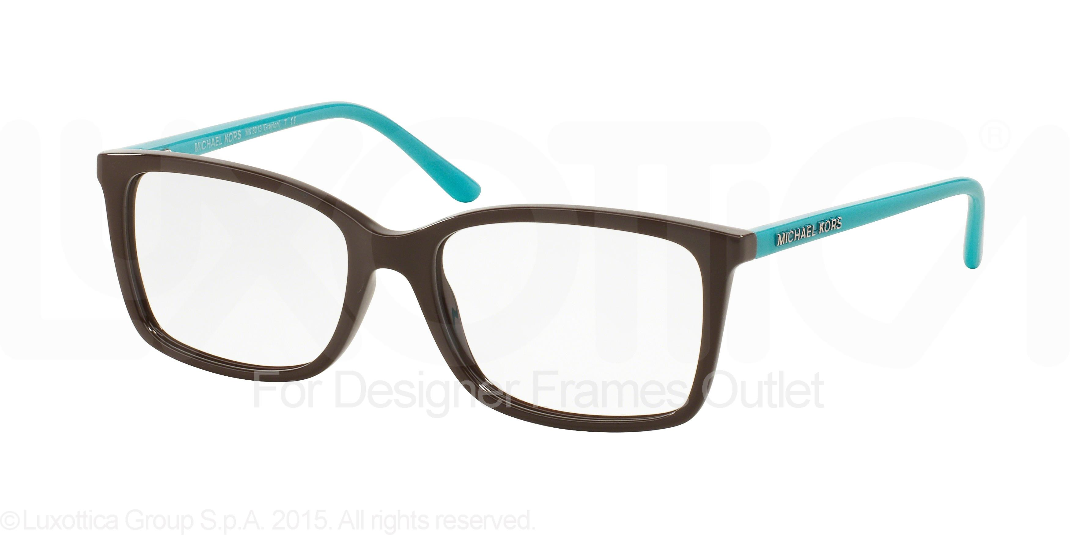 3058 Brown Turquoise