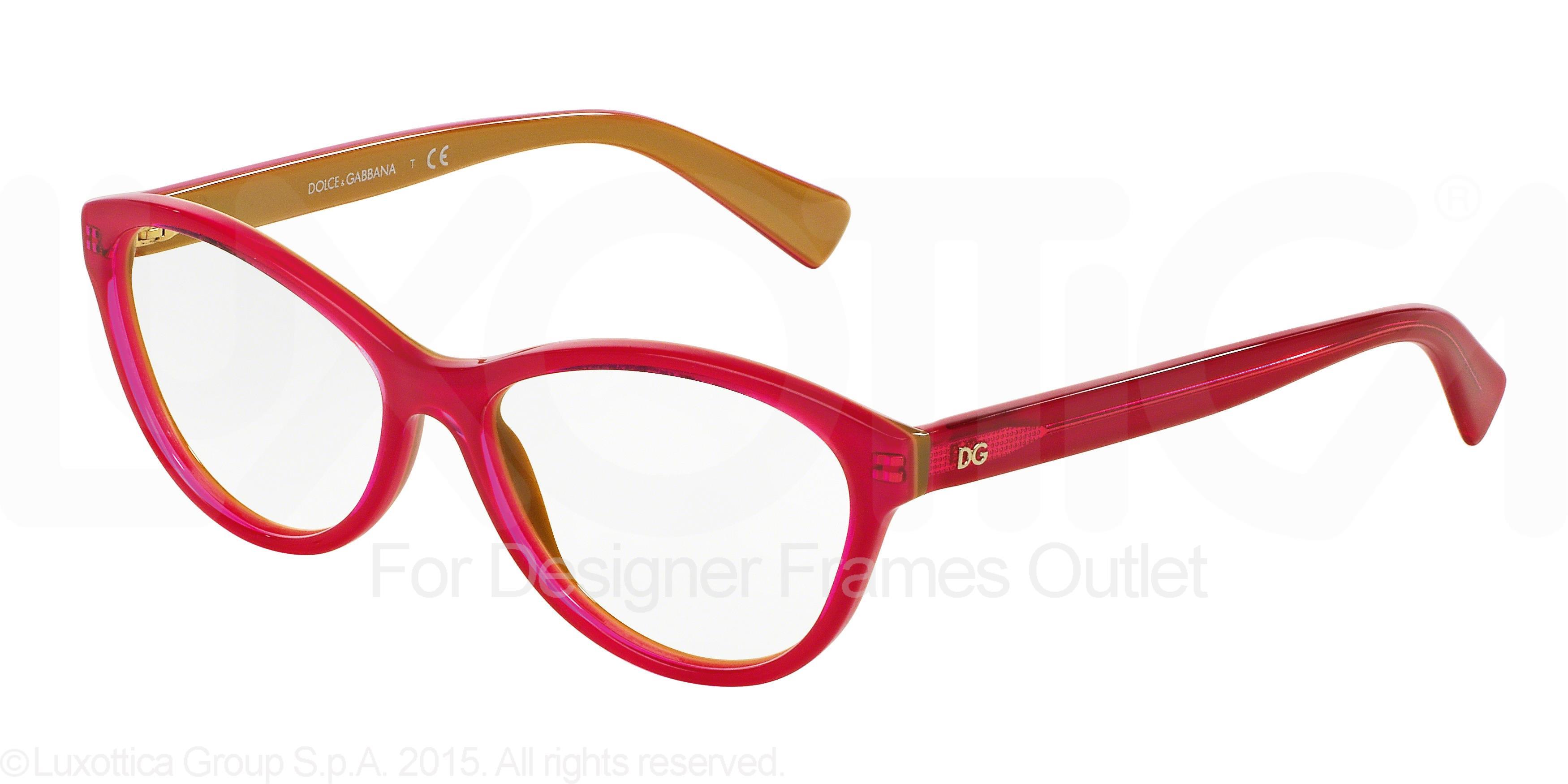 9d8527b0f5 Designer Frames Outlet. Dolce   Gabbana DG3232