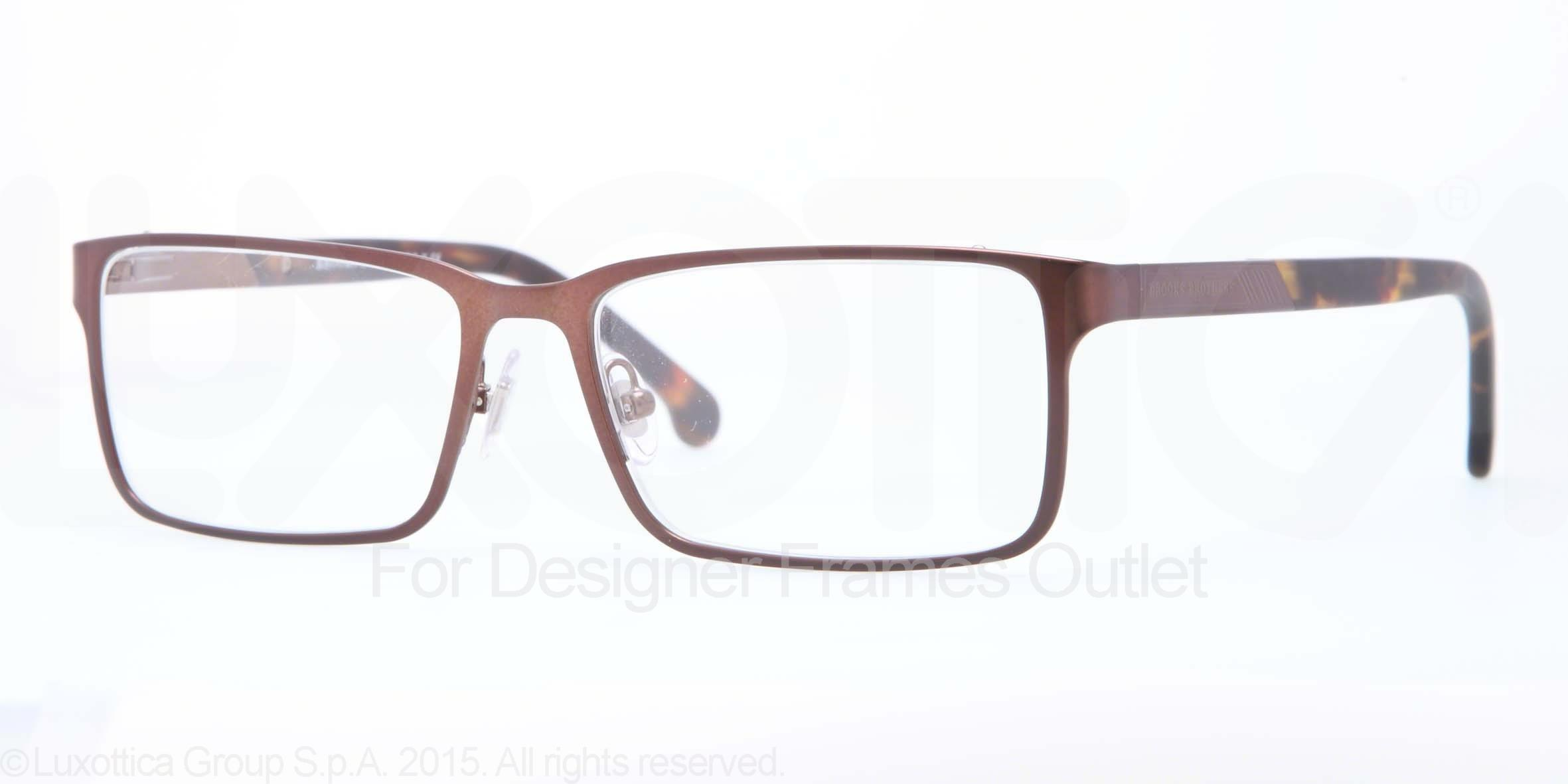 Designer Frames Outlet Brooks Brothers Bb1024