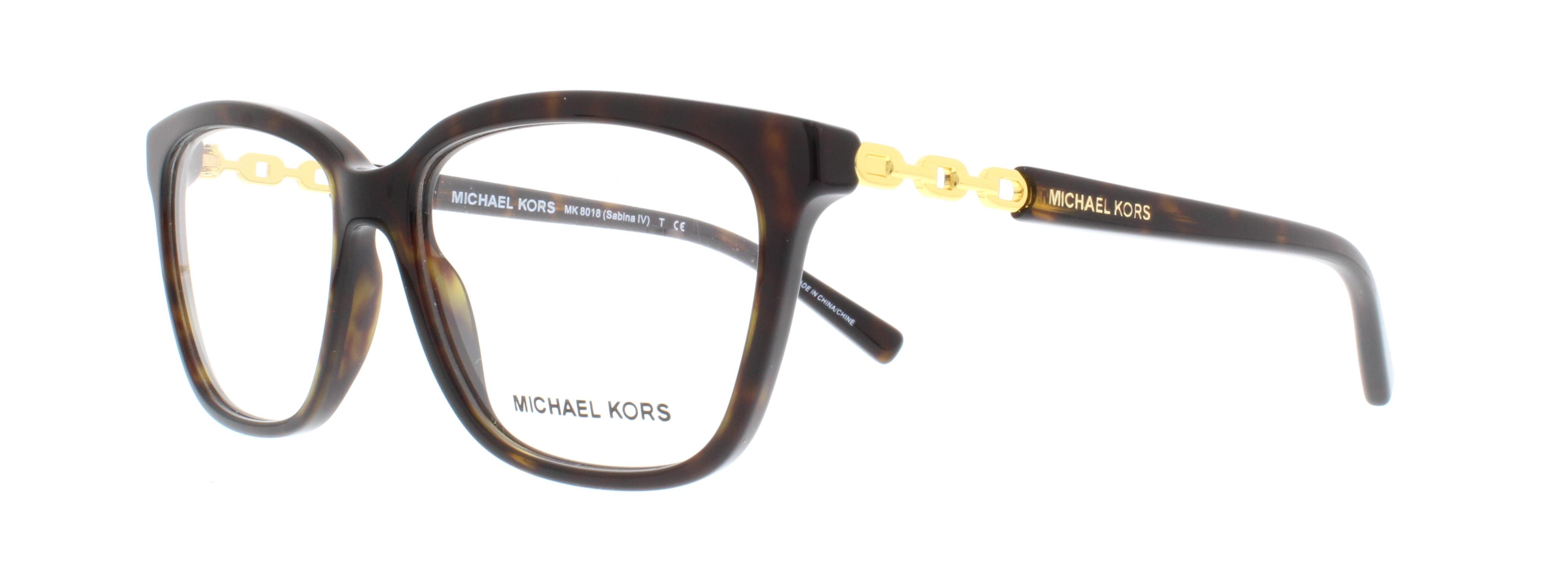 Designer Frames Outlet. Michael Kors MK8018 Sabina IV