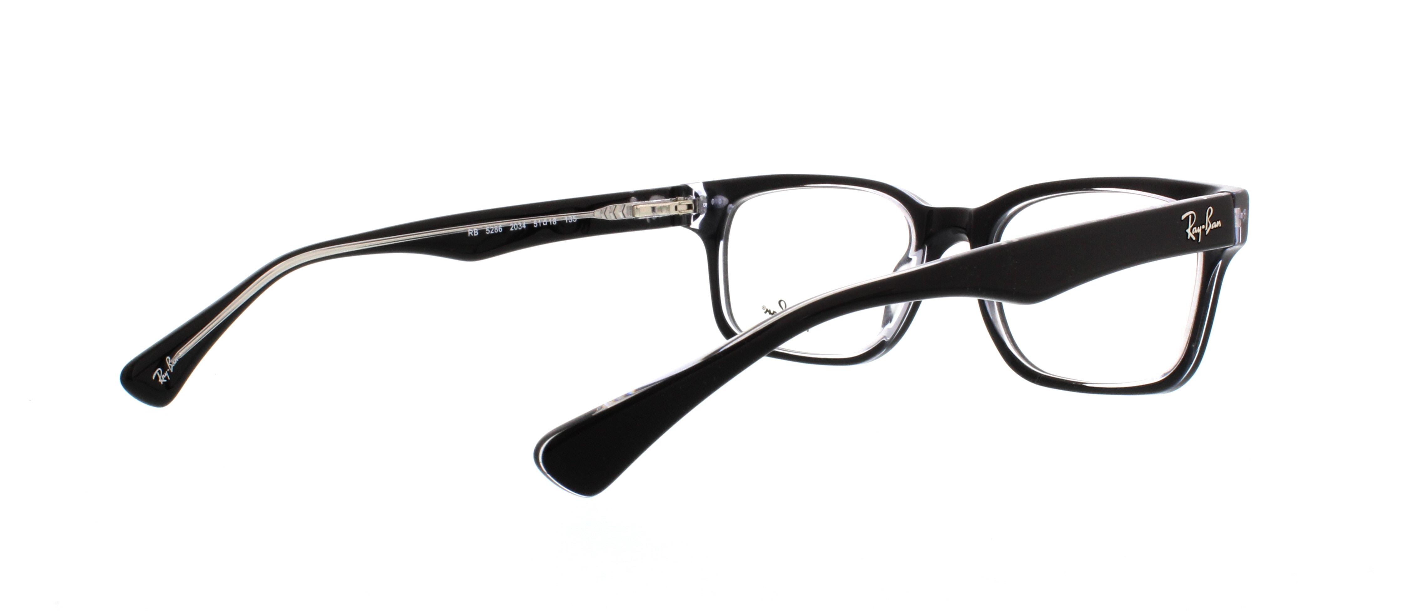 554e0fb92e70f Ray Ban Rx5286 Eyeglasses – Southern California Weather Force