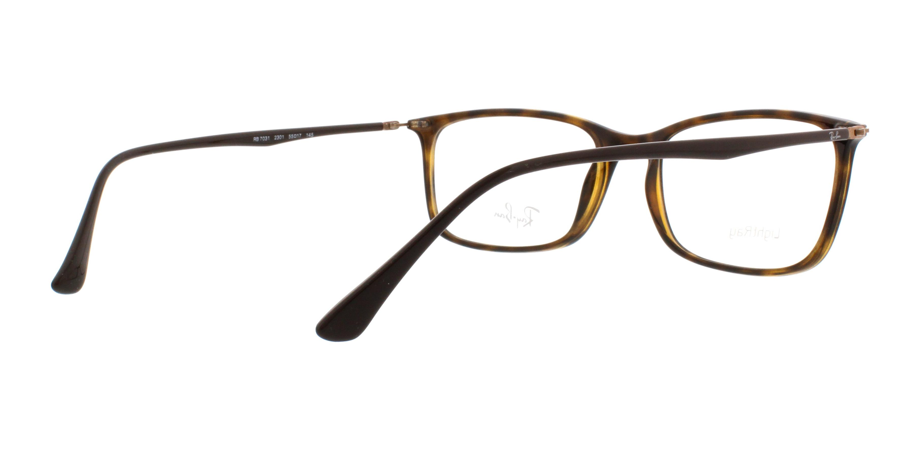 1746f9bae8a ... best price picture of ray ban eyeglasses rx7031 2e401 16802