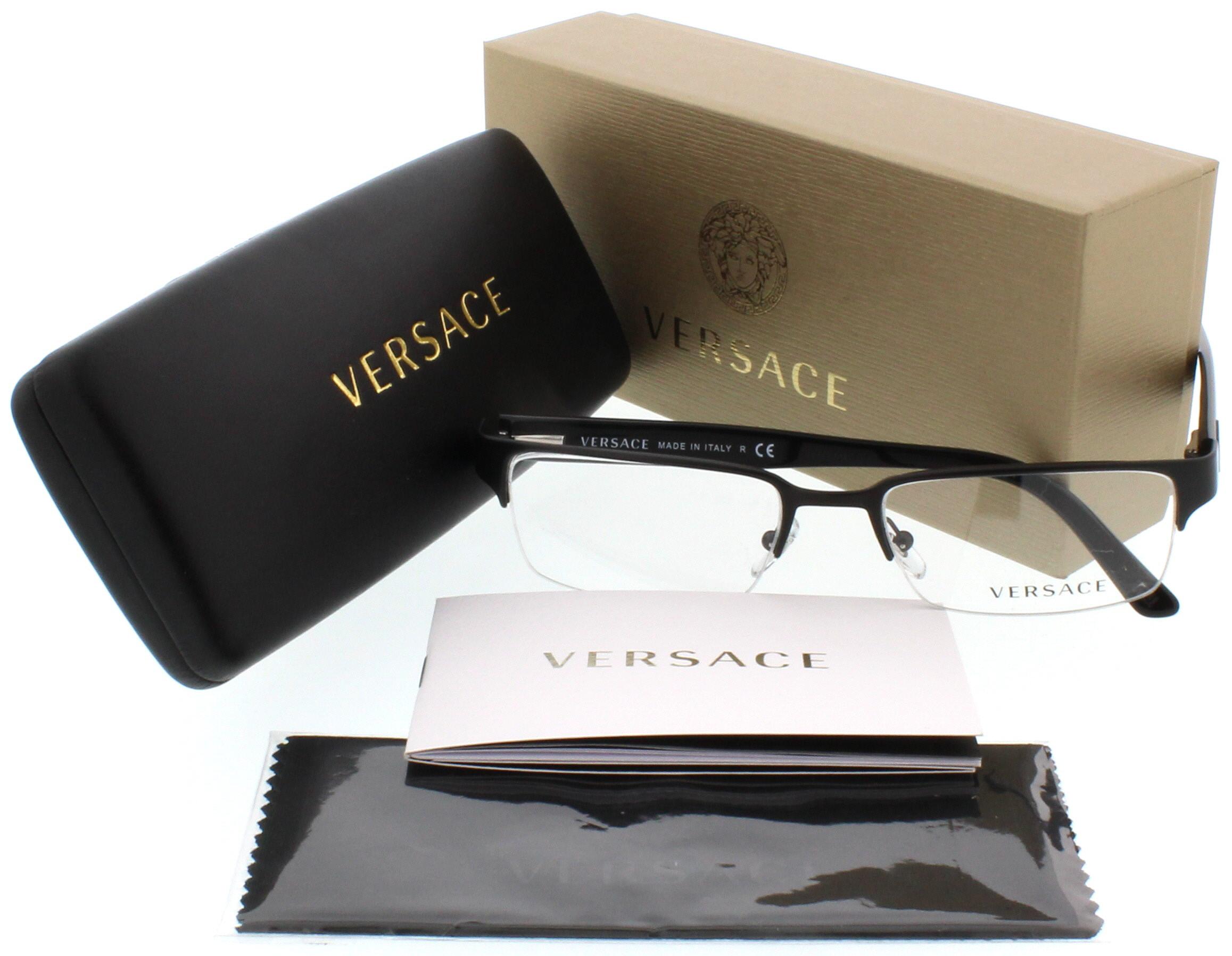 7c2674e75c89 Designer Frames Outlet. Versace VE1184