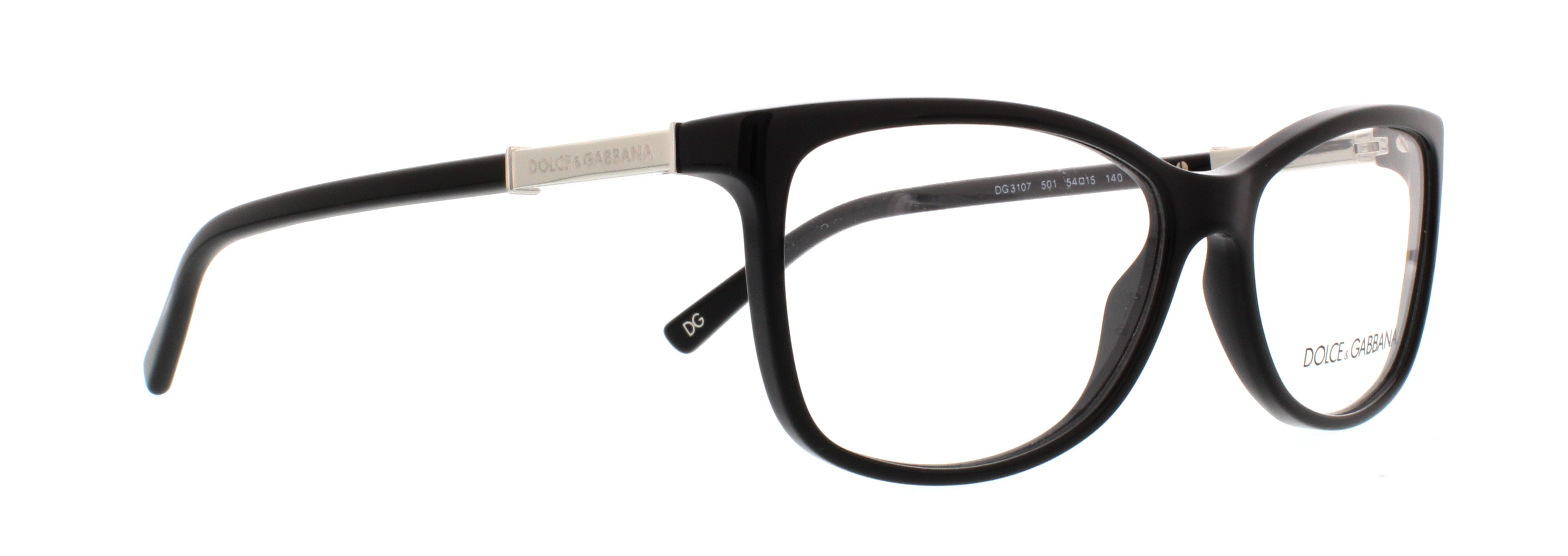 Designer Frames Outlet. Dolce & Gabbana DG3107