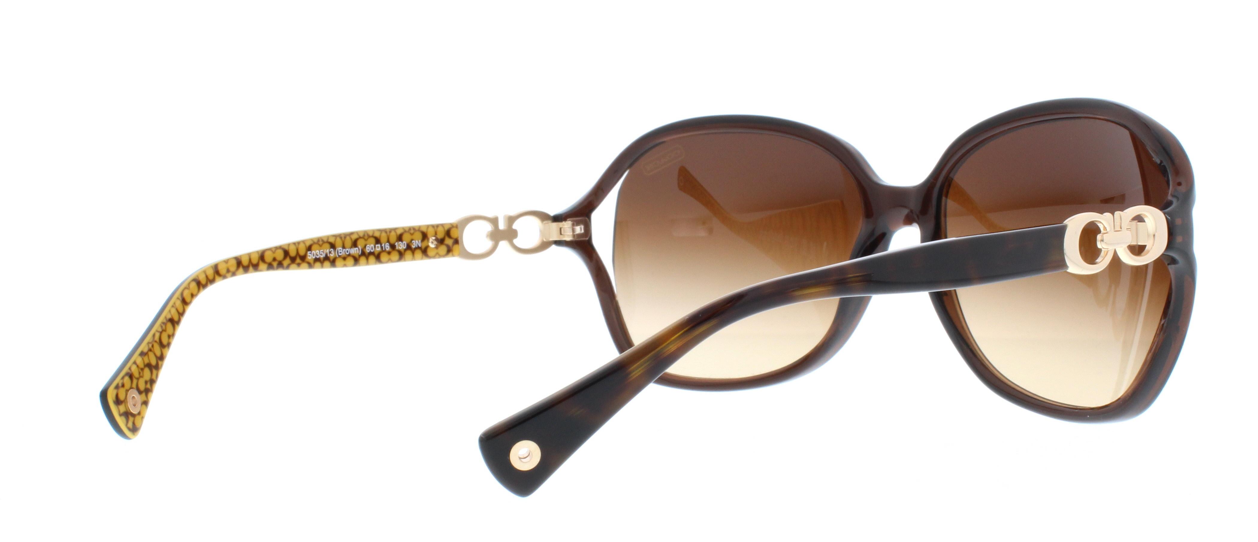 Coach HC8018-503513-60 Damen Sonnenbrille TOe8O1pG