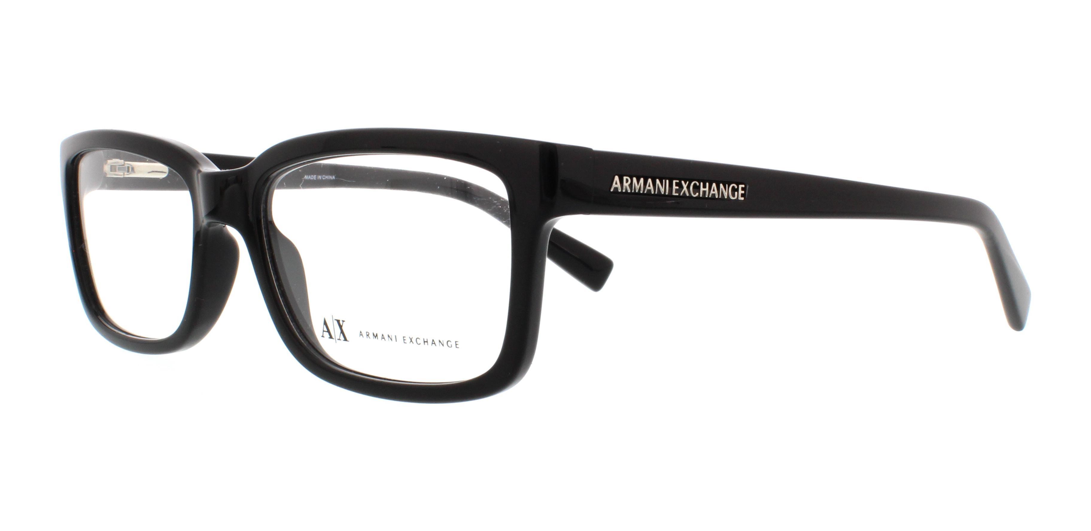 designer frames outlet armani exchange ax3022