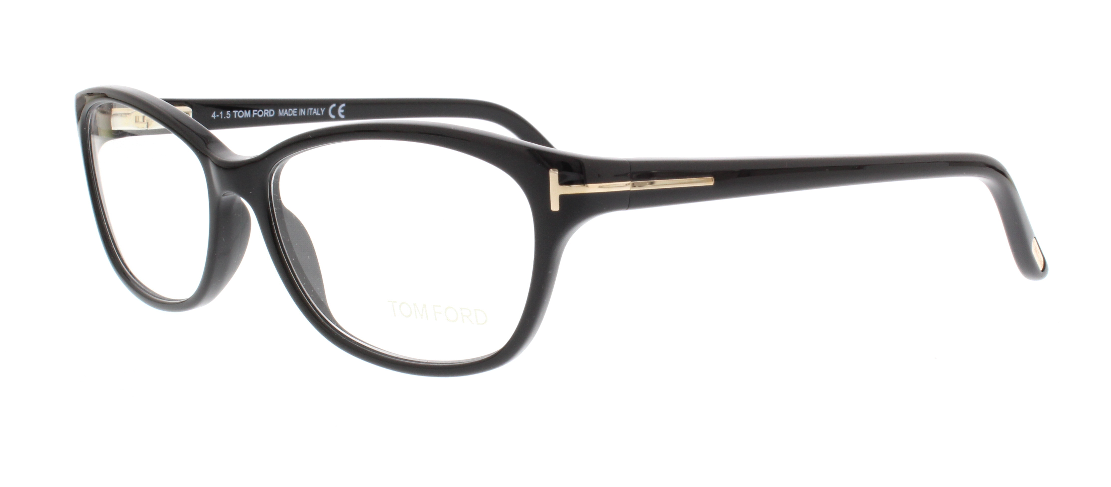 black gallery optical tom eyewear lyst accessories in frames product eyeglasses square normal ford
