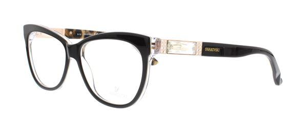 b89fb840946d Designer Frames Outlet. Swarovski SK5091 Doris