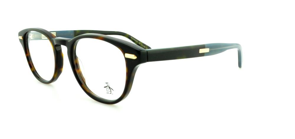 Original Penguin Eye THE MURPHY Eyeglasses 46 Reflecting Pond