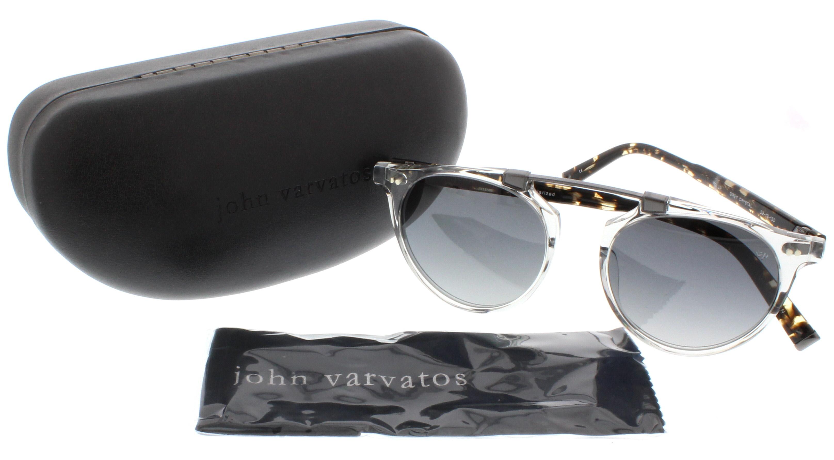 372ff793d07 Designer Frames Outlet. John Varvatos V602 UF
