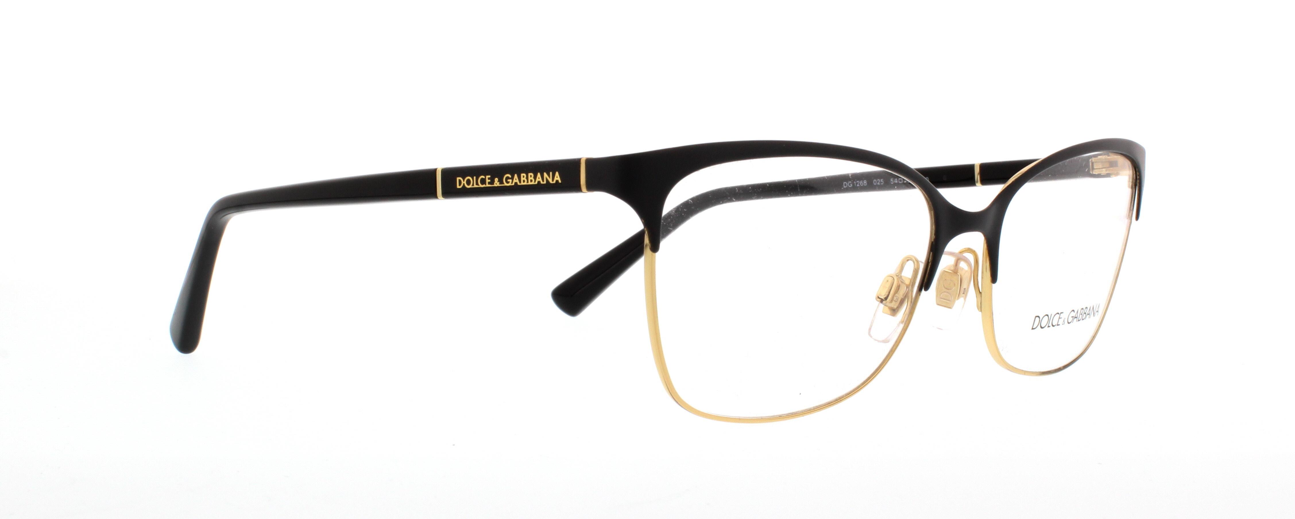 00cf0eb6819 Designer Frames Outlet. Dolce   Gabbana DG1268