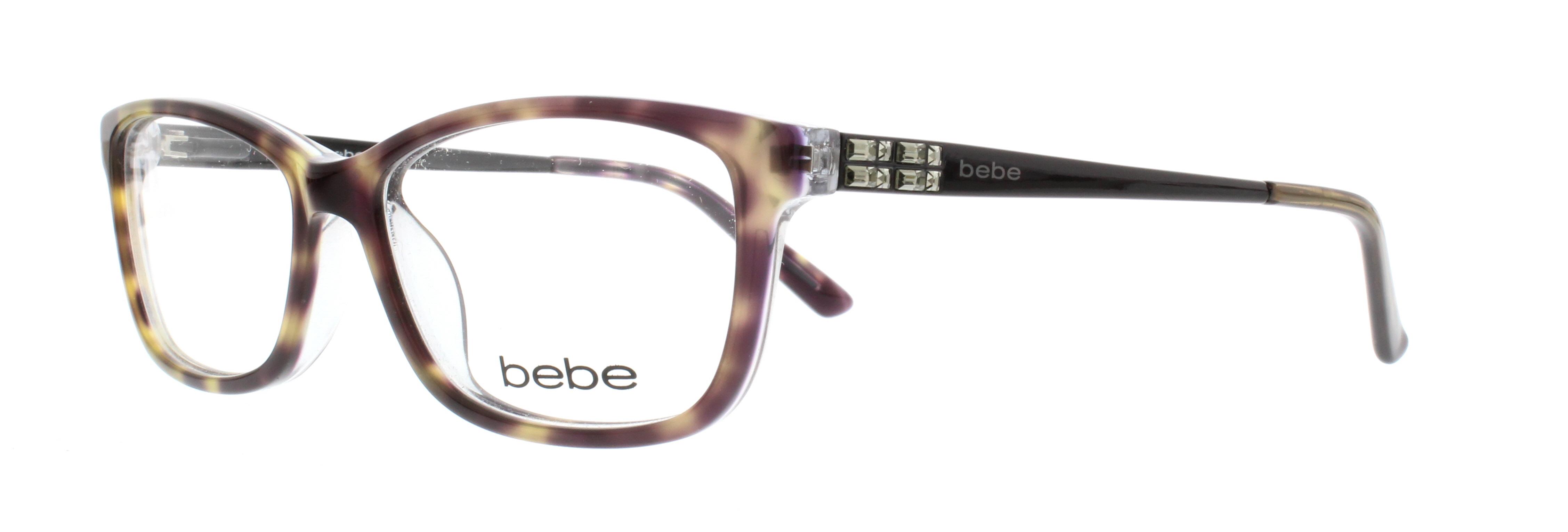 9103051b0a3 Designer Frames Outlet. Bebe BB5084 Love The Nightlife