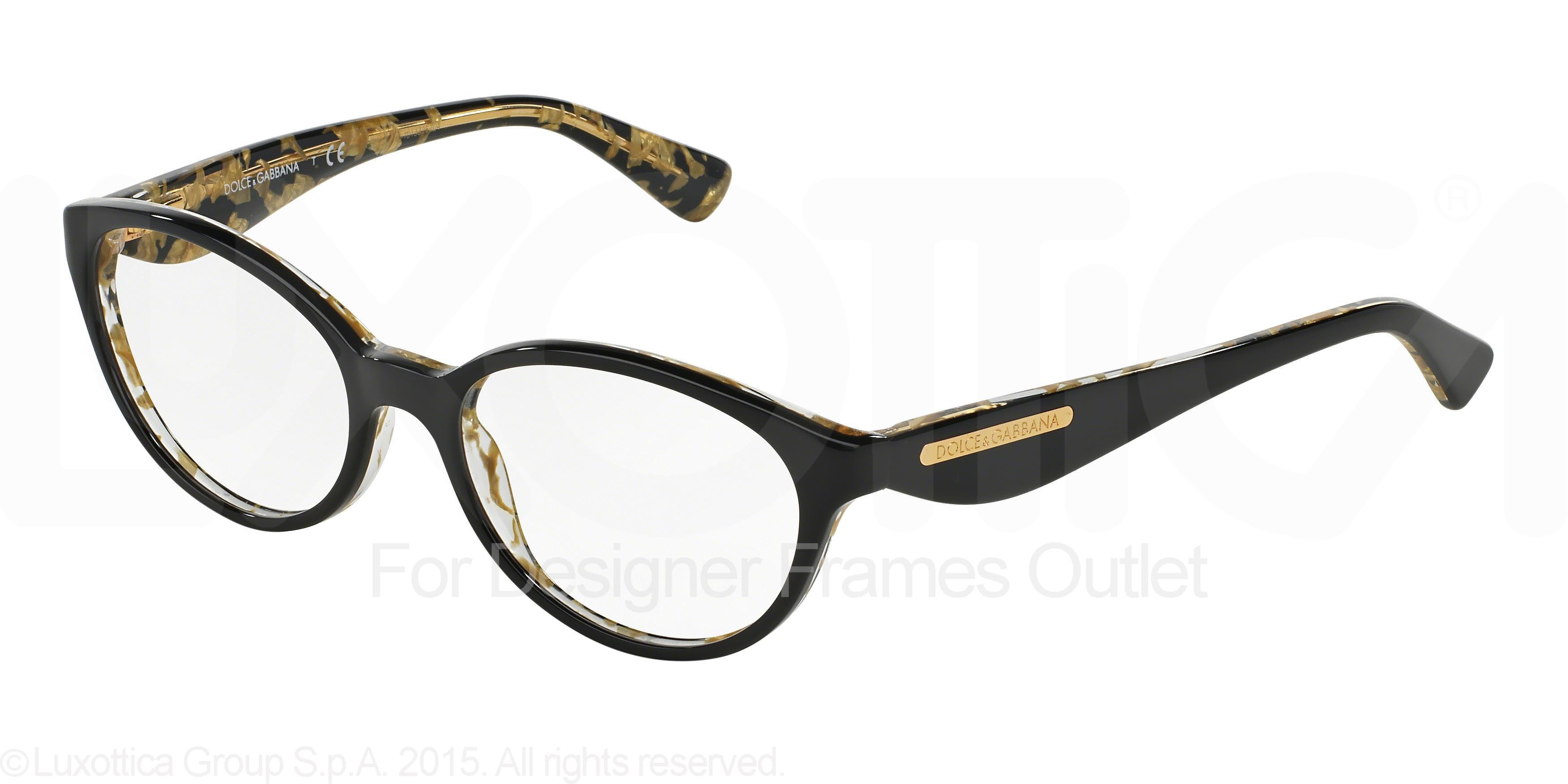 Eyeglasses, Dolce & Gabbana - Designer Frames Outlet