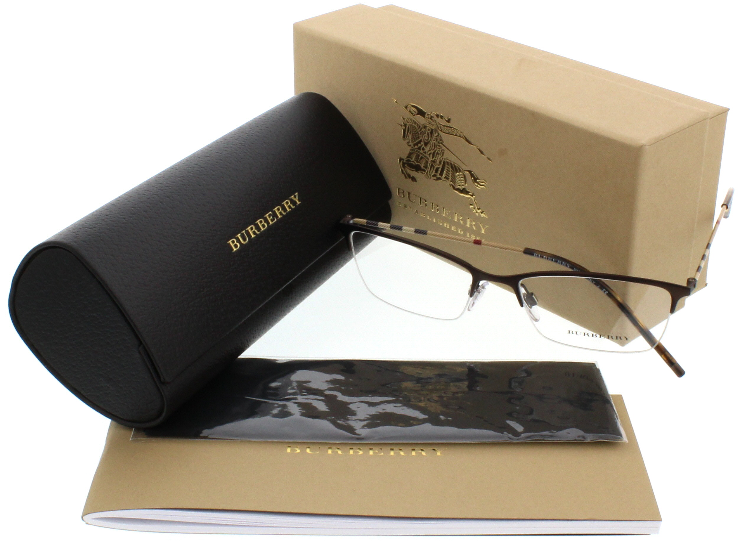 6b1fa6b82d Designer Frames Outlet. Burberry BE1278