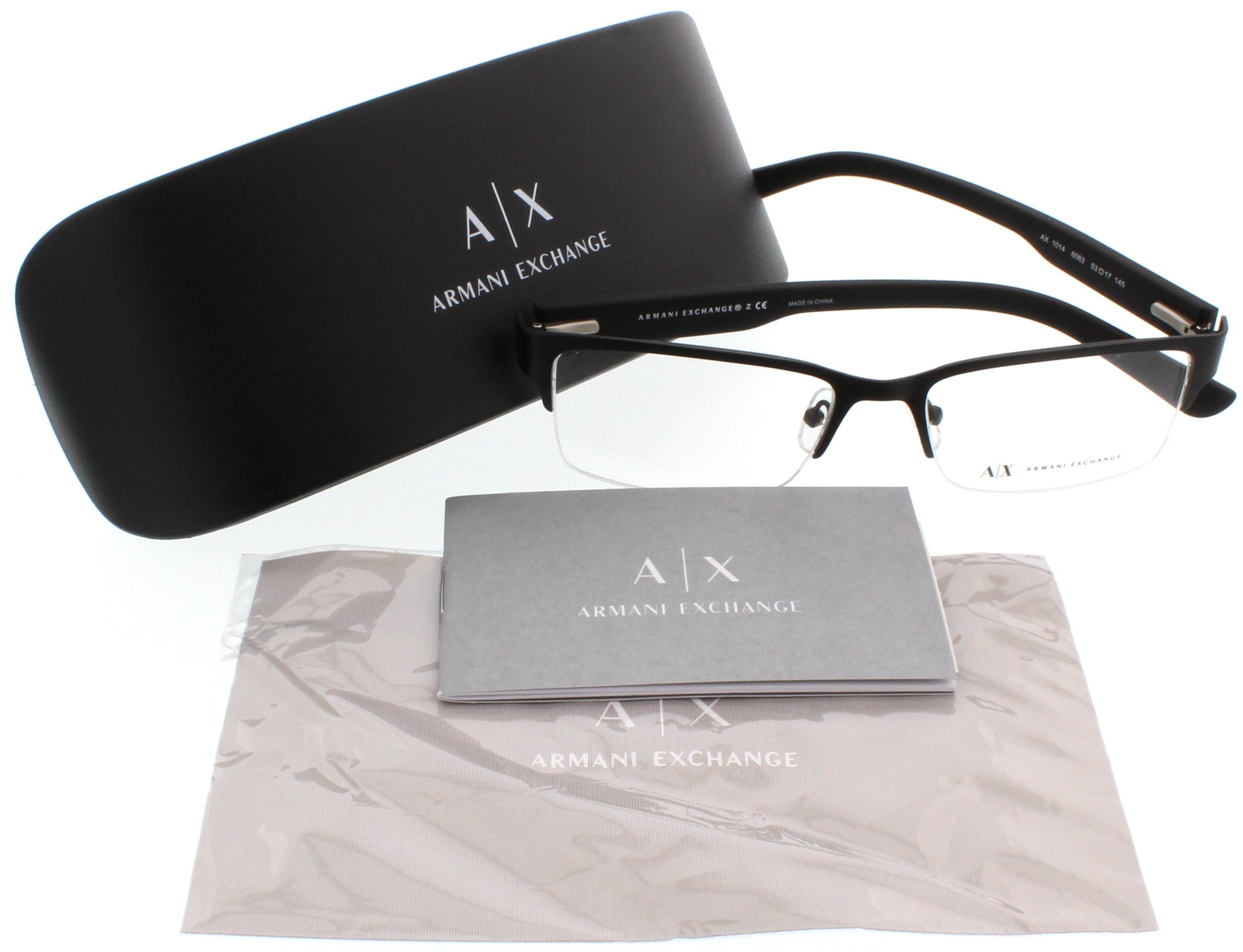 4f0a70db240 Designer Frames Outlet. Armani Exchange AX1014