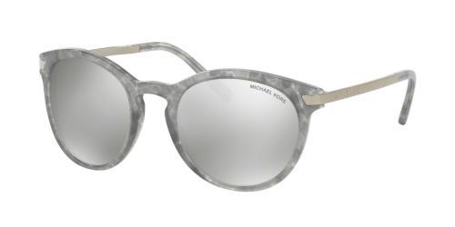 Mk2023 Adrianna Iii 31616g Grey Pastel Tort Silver Mirror 53/21 135 LWg4r2