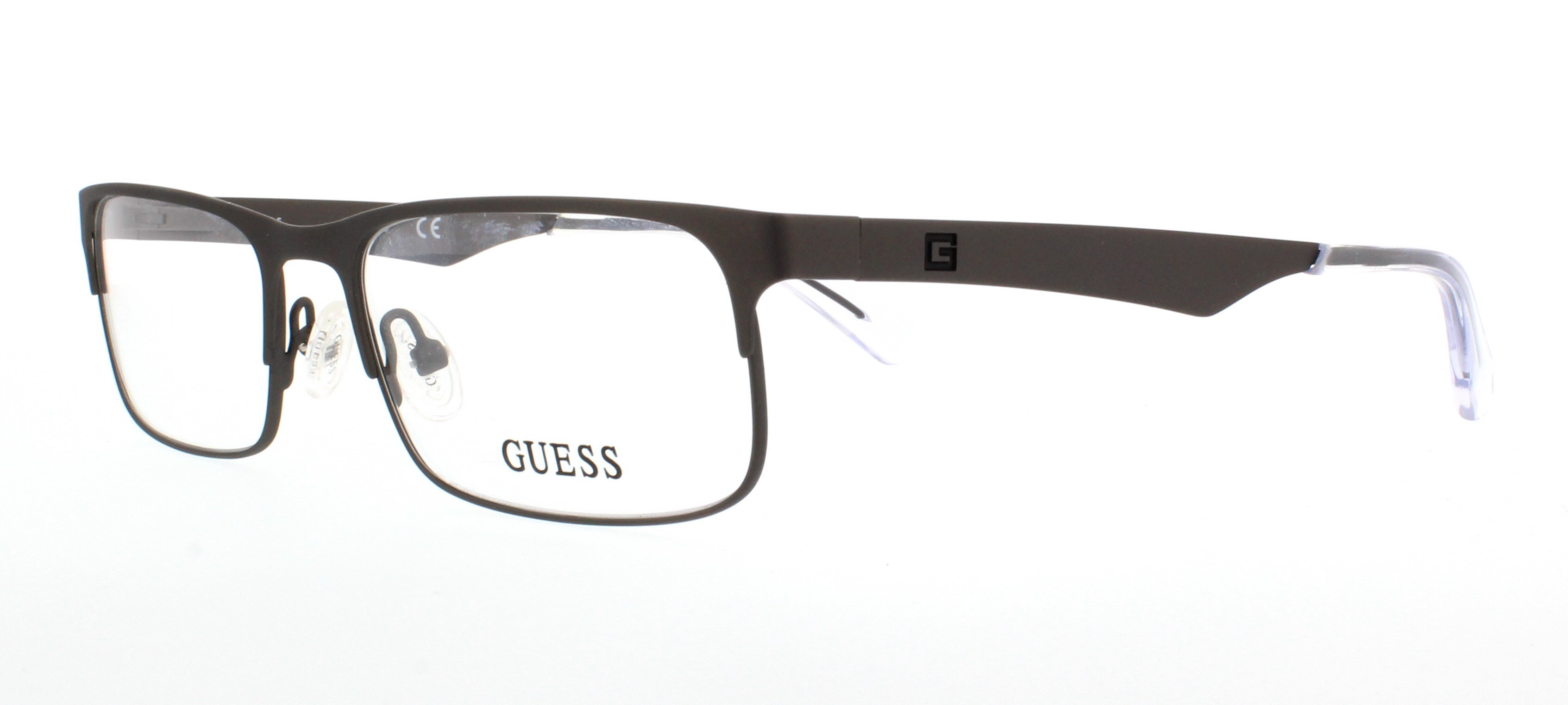 Eyeglasses Guess GU 1904 091 matte blue
