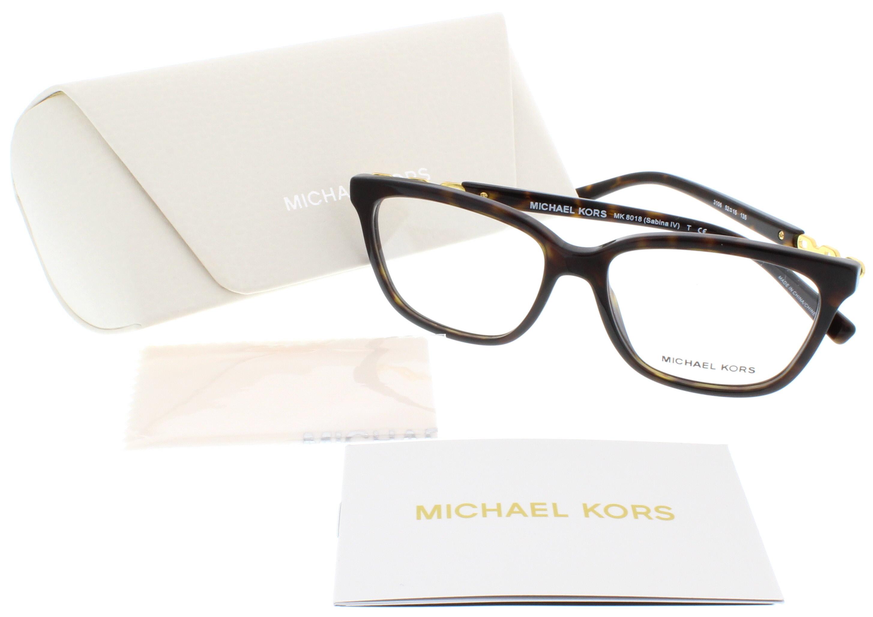 e955484cf1b Designer Frames Outlet. Michael Kors MK8018 Sabina IV