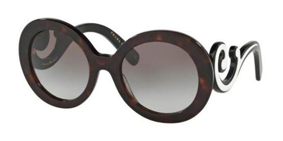 4abc95d425b discount prada accessories prada eyeglass frames in havana brown 26cc7  e7577  promo code picture of prada sunglasses pr08ts 475b4 12dc2