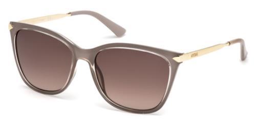 57F  Shiny Beige / Gradient Brown