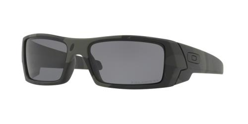 (OO9014-03) Camouflage Black