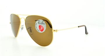 Picture of Ray Ban RB3025 Aviator Large Metal