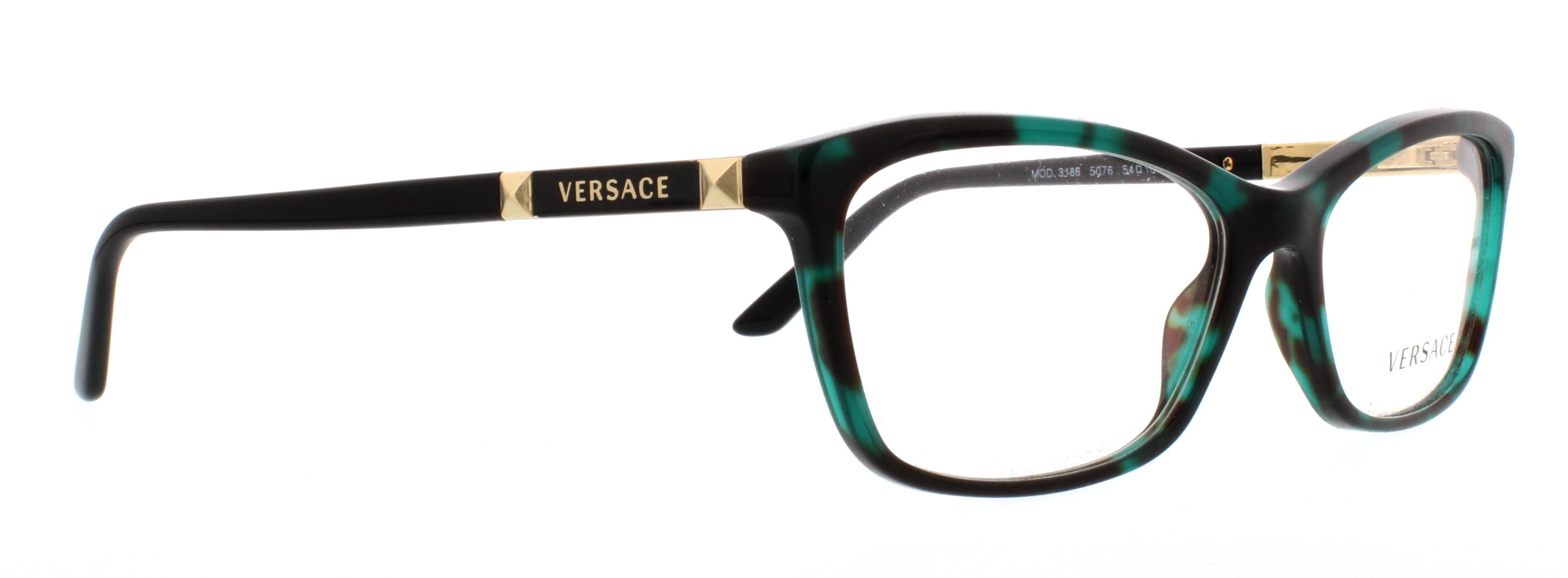 ee236ecf0c6 Designer Frames Outlet. Versace VE3186