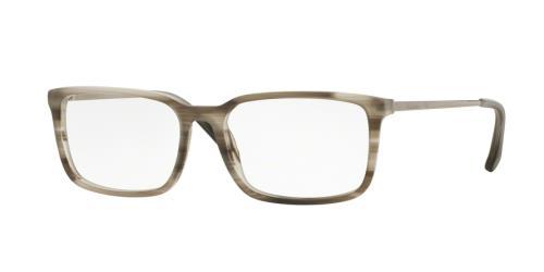 6107 Matte Grey Horn/Silver