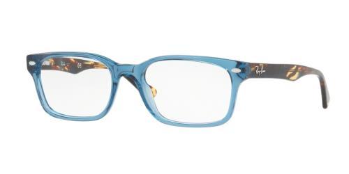 8024 Shiny Transparent Blue
