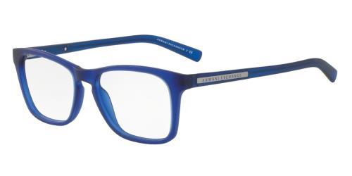 8205 Matte Blue Transparent