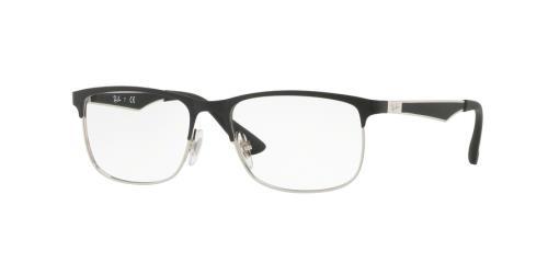 4055 Silver Top Matte Black