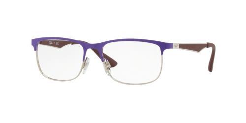 4056 Silver Top Matte Violet