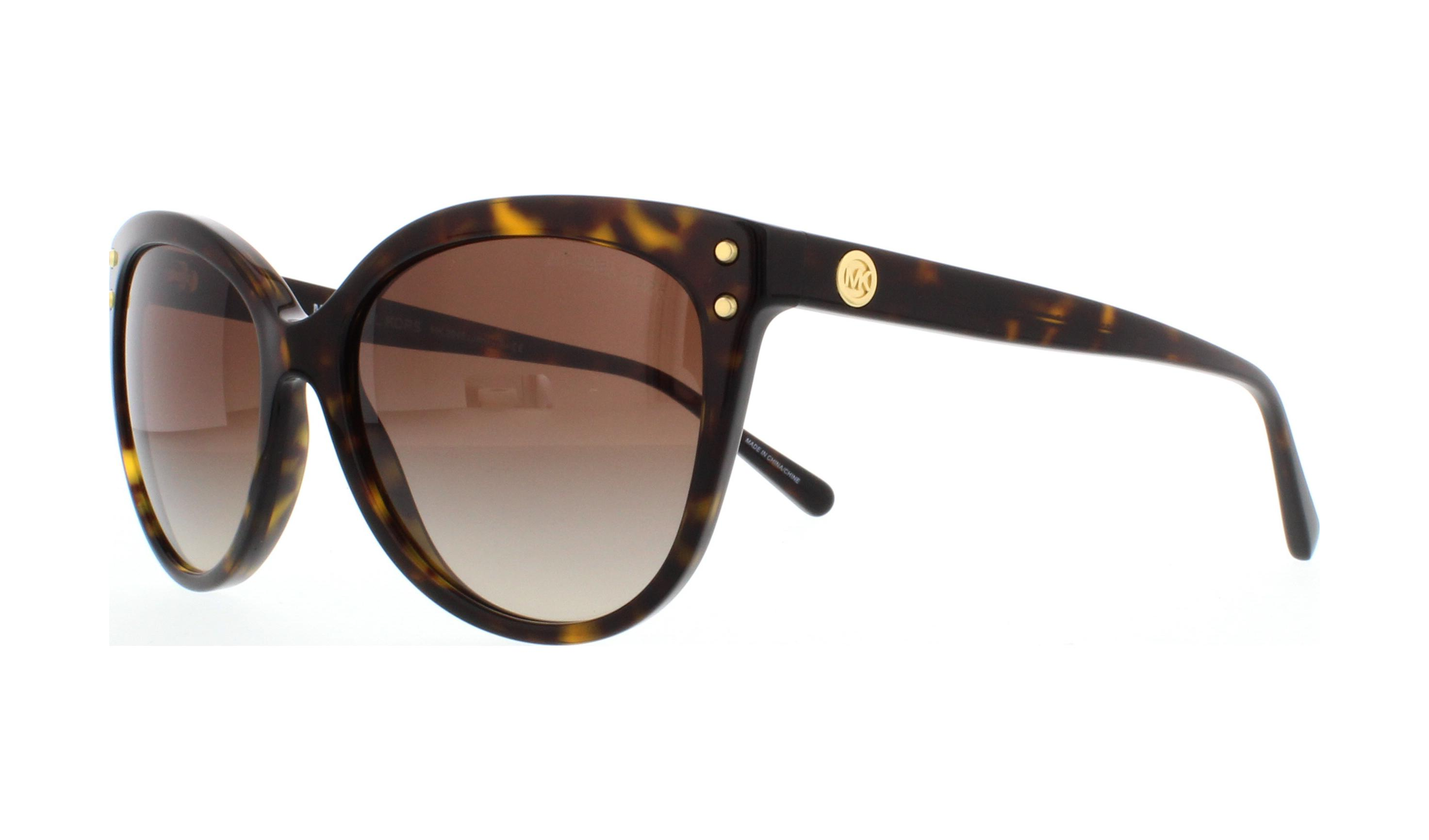 Michael Kors Jan Sonnenbrille Black 317711 55mm eyGGv3o