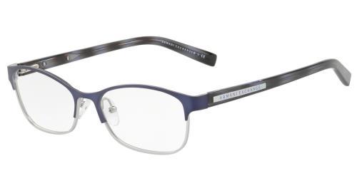 6110 Navy Blue/Matte Silver