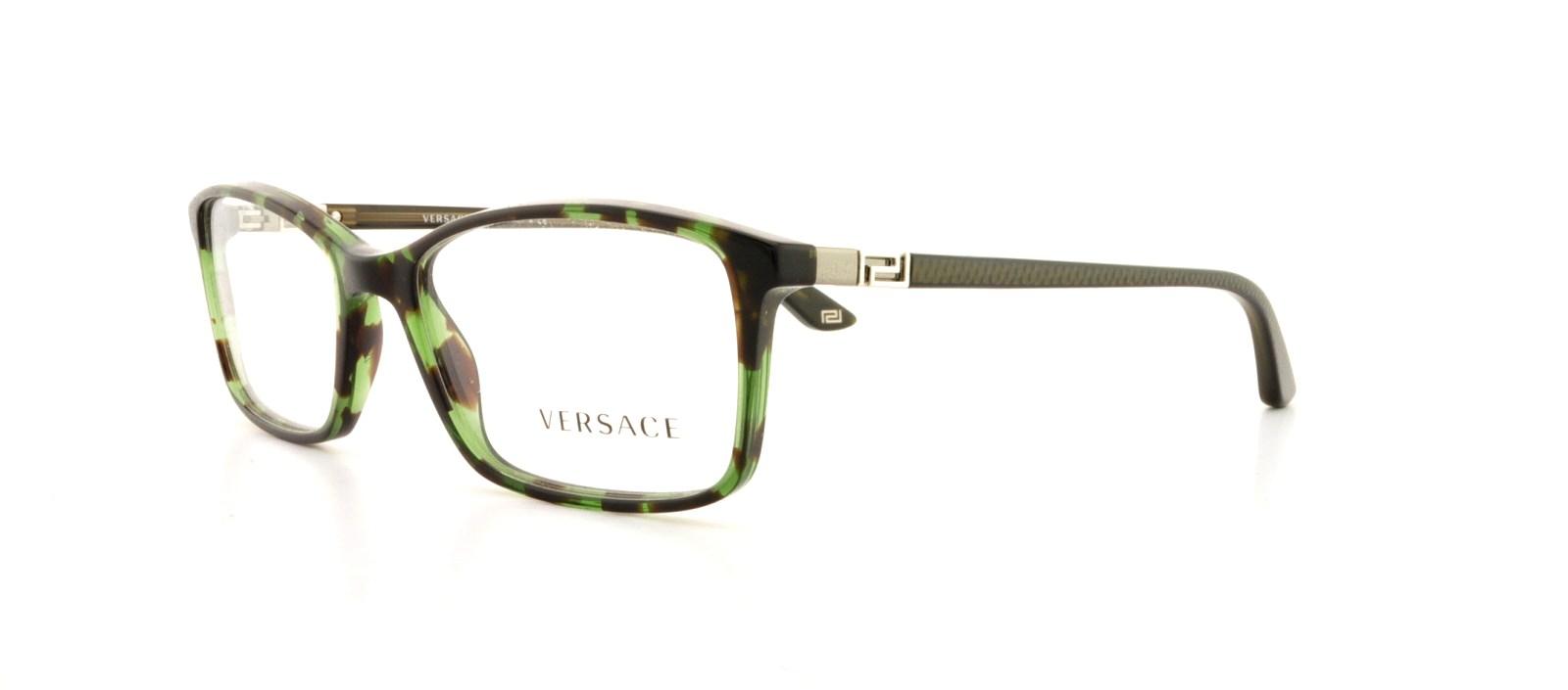 fe4bb225cab Versace Eyeglass Frames 3163
