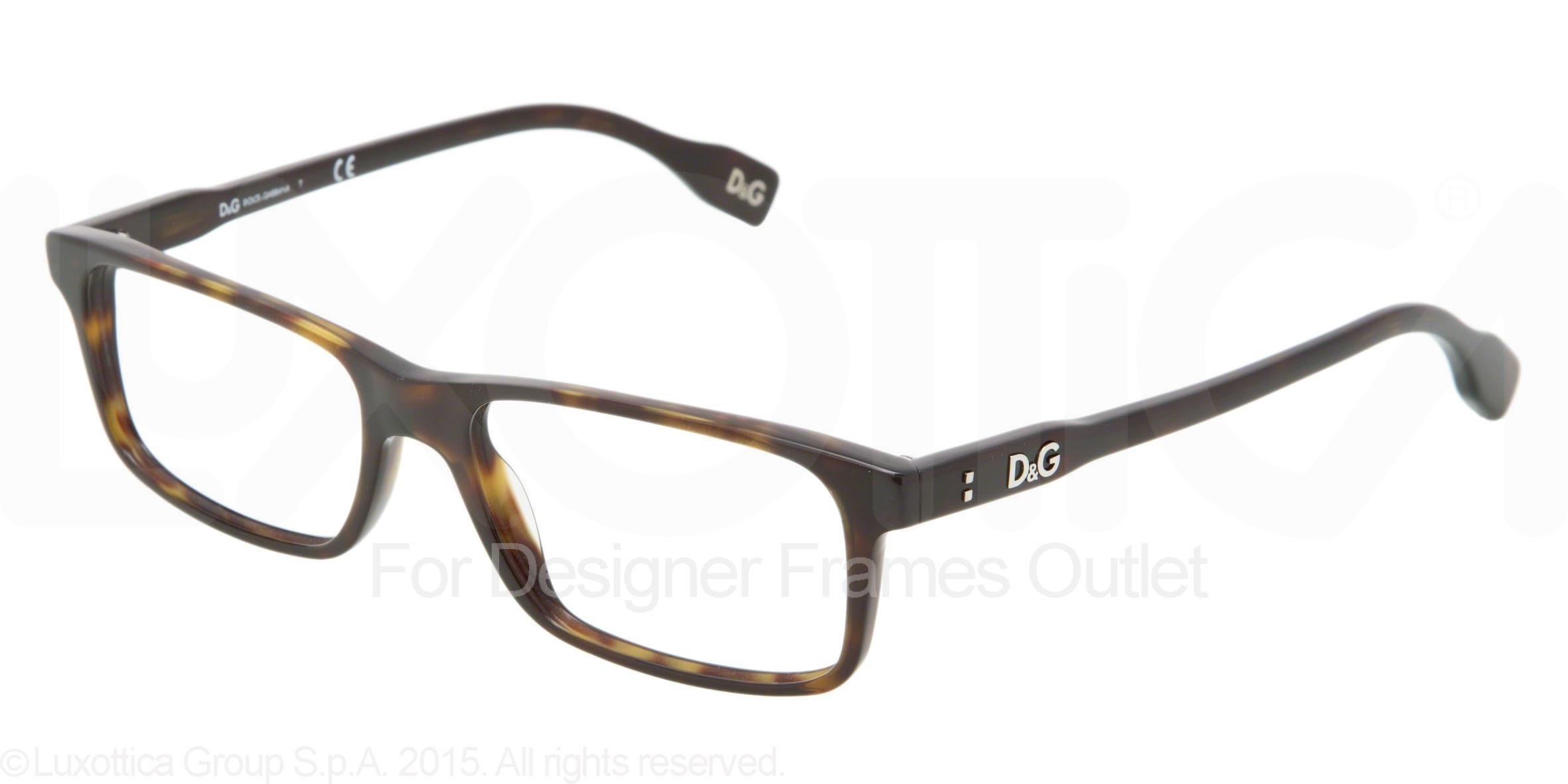 Designer Frames Outlet. D&G DD1244