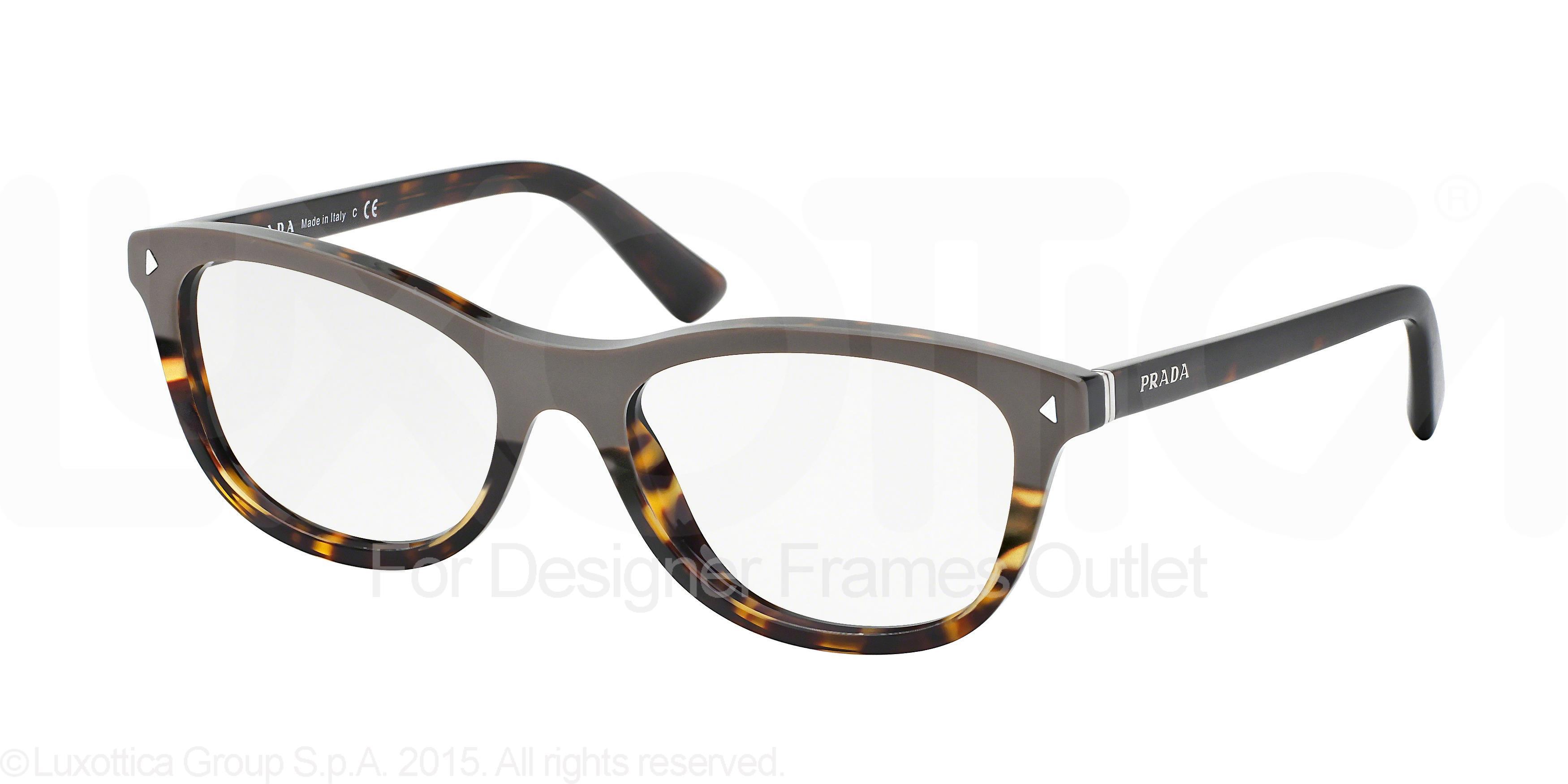 ed1d72e21f2f Designer Frames Outlet. Prada PR05RV
